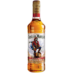 Captain Morgan Spiced - 35°...