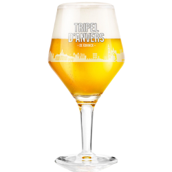 Verre Triple d'Anvers (33cl.)