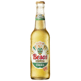 Besos Tequila - 5,9° (33cl.)