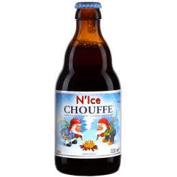 N'Ice Chouffe - 10° (33cl.)