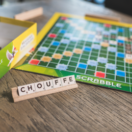 Scrabble Chouffe - Travel...