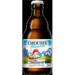 Chouffe Blanche - 6,5° (33cl.)