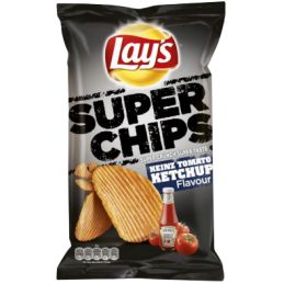 Lay's Superchips Ketchup XL...