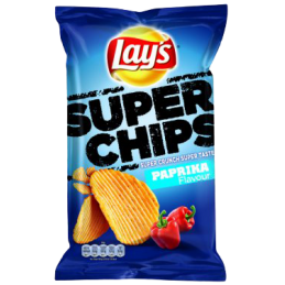 Lay's Superchips Paprika XL...