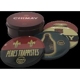 Sous-verres Chimay (x7)